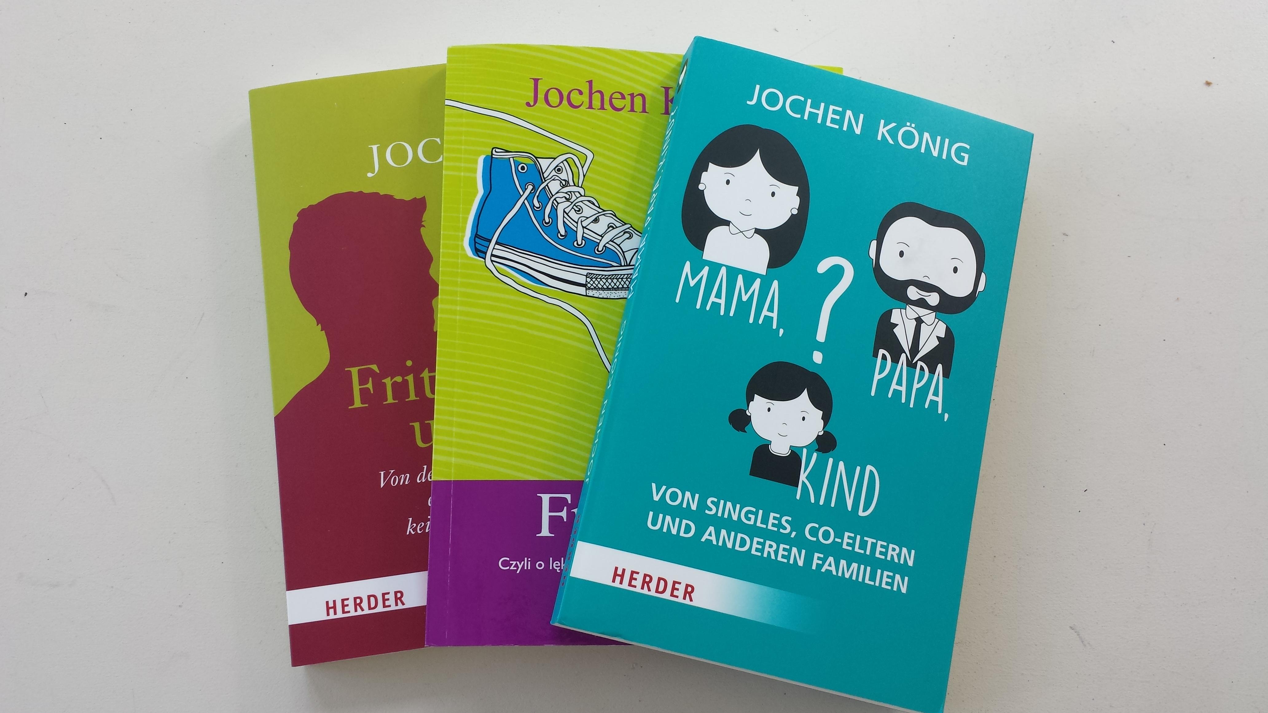 Jochen König Bücher